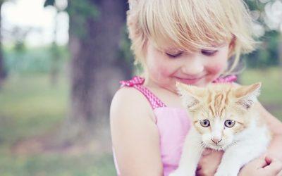 Mascotas, los mejores compañeros de vida para niños y adultos